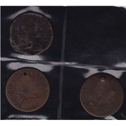 Lot of 10 Blacksmith Tokens