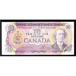 1971 Bank of Canada $10 Replacement Note