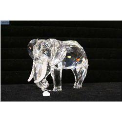 "Signed Swarovski annual edition 1993"" Inspiration Africa. The Elephant"""