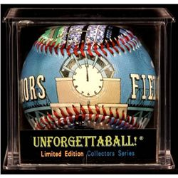 "Unforgettaball! ""Coors Field"" Collectable Baseball"