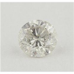GIA Certified 0.51ct I-2/J Round Cut Loose Diamond GB4237
