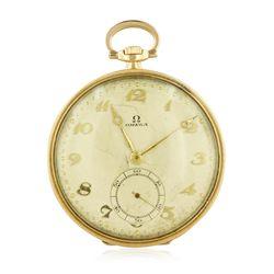 Omega Pocket Watch JRM64
