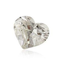 GIA Certified 0.84ct I-1/J Heart Brilliant Cut Loose Diamond GB4265