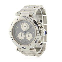 Gents Cartier Quartz Pasha Wristwatch GB4099