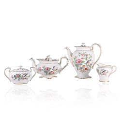 Aynsley Pembroke Fine Bone China Coffee and Tea Set.  JRM169