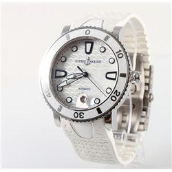 Ladies Ulysse Nardin Marine Diver Wristwatch BD370