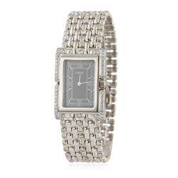 FRED Paris 18KT White Gold Diamond Watch GB2245