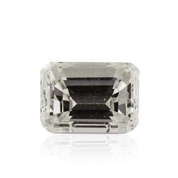 GIA Certified 0.49ct VS-2/F Emerald Cut Loose Diamond GB4272