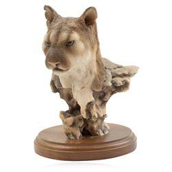 "Mill Creek Studios Inc. ""Proud Repose"" Sculpture ED1514"