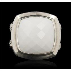David Yurman Albion Silver Ring GB4552