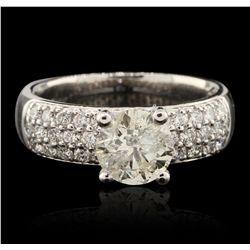 Platinum 2.53ctw Diamond Ring GB4533