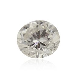 GIA Certified 0.31ct I-2/I Round Cut Loose Diamond GB4259