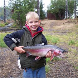 Freshwater Trout Fishing Adventure for 2 with BC Fishing Adventures
