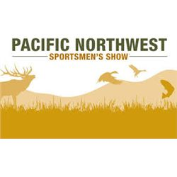 Booth at the 2015 Pacific Northwest Sportsmen's Show