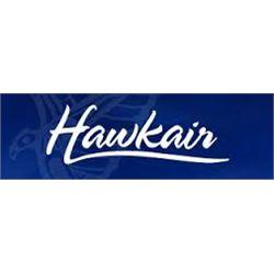 Hawkair Round Trip Travel Voucher for 2