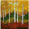 Image 1 : Wanda Kippenbrock, Aspen Country, Oil on Canvas