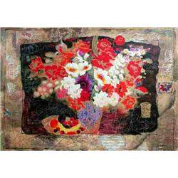 Alexander Wissotsky, Symphony of Colors, Signed SS