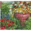 Image 2 : Wanda Kippenbrock, Formal Garden, Signed Canvas Print