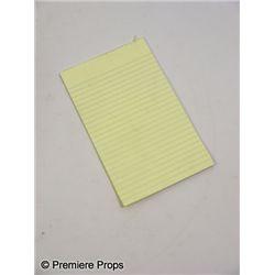 50/50 Kyle (Seth Rogen) Notepad