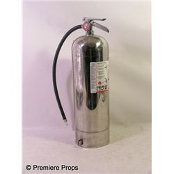 Remember Me Tyler (Robert Pattinson) Fire Extinguisher Prop