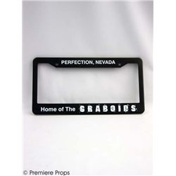 Tremors License Plate