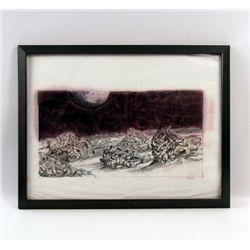Invasion of Body Snatchers Conceptual Art Work