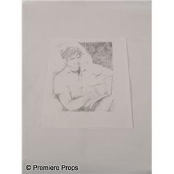 Remember Me Caroline (Ruby Jerins) Sketch of Tyler (Robert Pattinson)