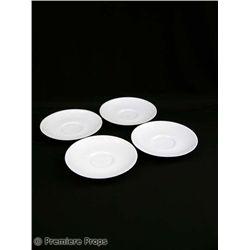 The Eye Saucer Plates Prop