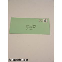 How the Grinch Stole Christmas Joe E. Who Whoday Mail Prop