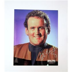 Star Trek Deep Space Nine Chief O'Brien (Colm Meaney) Signed Photo