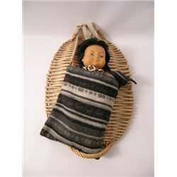 Shanghai Noon Papoose With Baby Prop