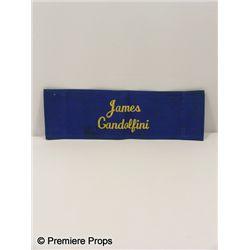 James Gandolfini Chair Back