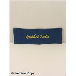 Yaphet Kotto Chair Back