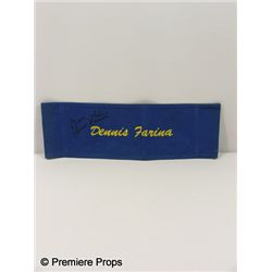 Dennis Farina Autographed Chair Back