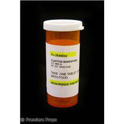 Awake Clay (Hayden Christensen) Medication