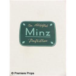 Inglourious Basterds Marcel (Jacky Ido) Label