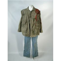 The Last Stand Mike Figuerola (Luis Guzmán) Movie Costumes