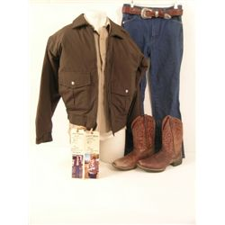 The Last Stand  Jerry Bailey (Zach Gilford) Movie Costumes