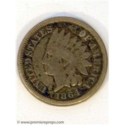 Gangs of New York 1864 Copper Penny Movie Props