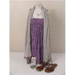 21 and Over Nicole (Sarah Wright) Movie Costumes