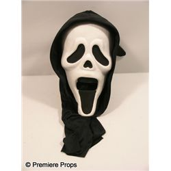 Scream 4 Ghostface Mask Movie Props