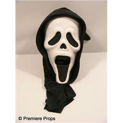 Scream 4 Ghostface Mask Movie Props