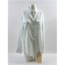 Transcendence Evelyn's (Rebecca Hall) Screen Worn Blouse Movie Costumes