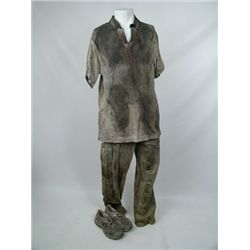 Resident Evil 4 Male Zombie Movie Costumes