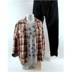 Step Up All In Jason (Stephen Boss  AKA Twitch) Movie Costumes