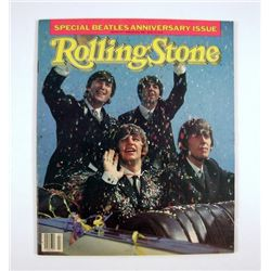 Beatles Rolling Stone Special Anniversary Issue 1984