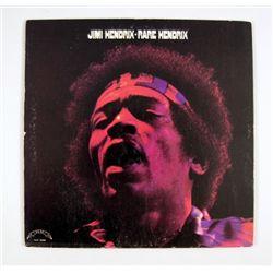 Jimi Hendrix Rare Hendrix LP