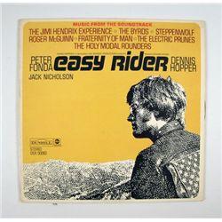 Easy Rider Original LP Soundtrack Album