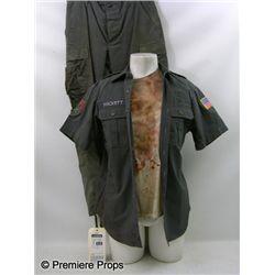 Armored Ty Hackett (Columbus Short) Hero Movie Costumes