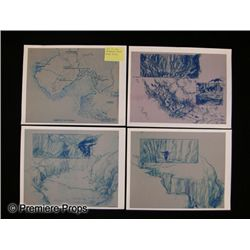 Underworld: Rise of Lycans Sketches Movie Props